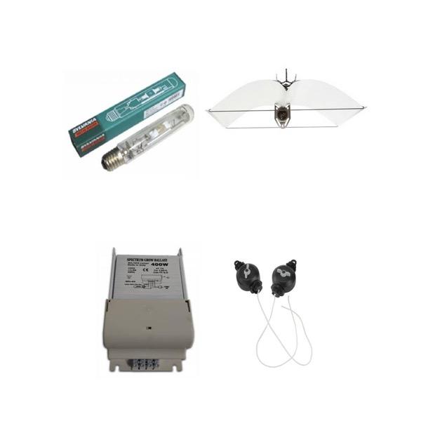 Kit-luce-crescita-400w-Sylvania-Adjust-a-wings-Stuco-Medium