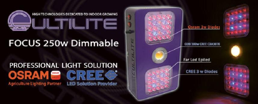 CULTILITE-LED-250W-FOCUS-DIMMERABILE-OSRAM-CREE-green-light-district-ciampino-roma.jpg
