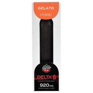 Gelato delta 8 thc